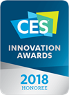 CES Innovation Honoree 2018