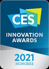 CES 2021 Innovation Award