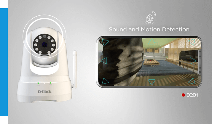 Motion Detection Without The Delay