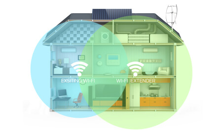 Extend Your Wireless Network and Eliminate Dead Spots