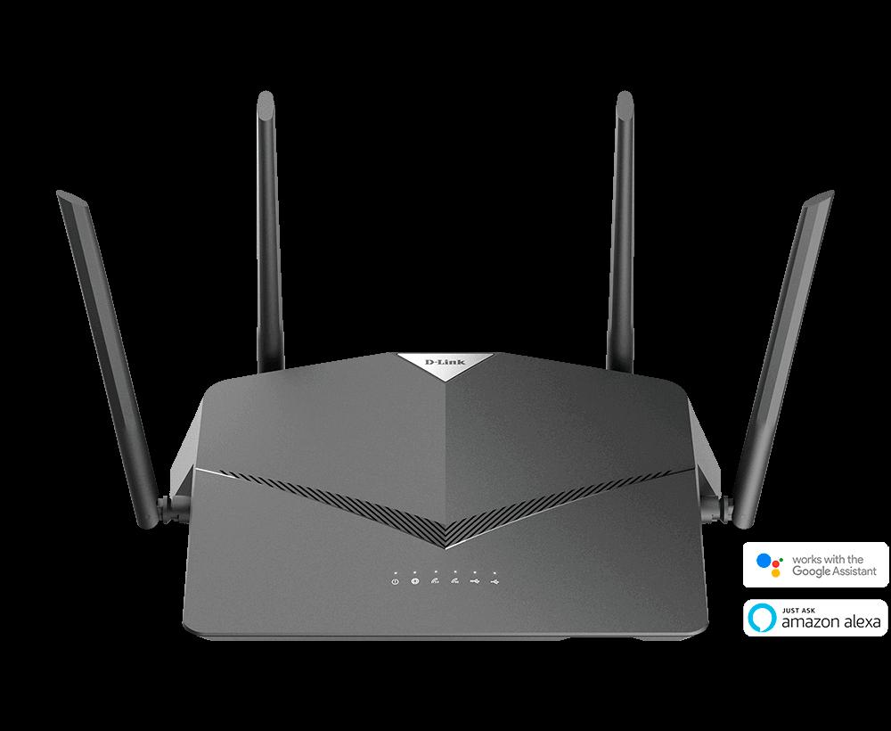 D-Link Smart AC2600 High Power Wi-Fi Gigabit Mesh Router